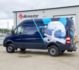 Graphic Signs and Vehicle Wraps