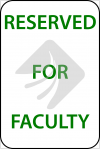 Reserved For Faculty - thumbnail