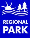 Regional Park Trailblazer Sign - thumbnail