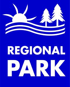 Regional Park Trailblazer Sign